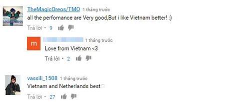 Ngoc Quang, Thuy Dung lot vao xep hang nhung giong ca nhi an tuong nhat the gioi - Anh 8