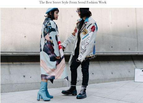 Seoul Fashion Week 2017 - nam dai thang cua cac stylist va tin do thoi trang Viet - Anh 11
