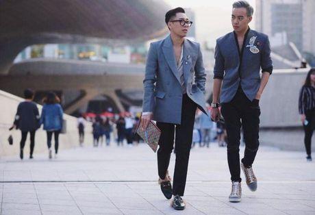 Seoul Fashion Week 2017 - nam dai thang cua cac stylist va tin do thoi trang Viet - Anh 2