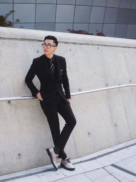 Seoul Fashion Week 2017 - nam dai thang cua cac stylist va tin do thoi trang Viet - Anh 4