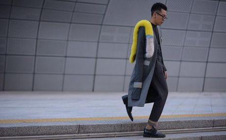 Seoul Fashion Week 2017 - nam dai thang cua cac stylist va tin do thoi trang Viet - Anh 7