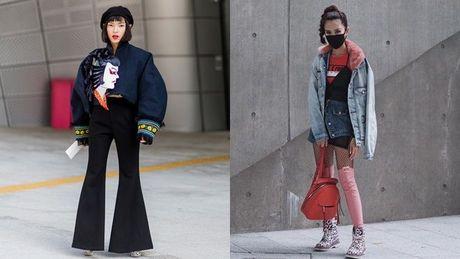 Seoul Fashion Week 2017 - nam dai thang cua cac stylist va tin do thoi trang Viet - Anh 8