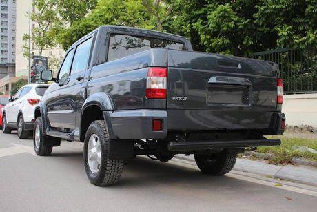 UAZ Pickup, xe ban tai re nhat tai Viet Nam - Anh 2