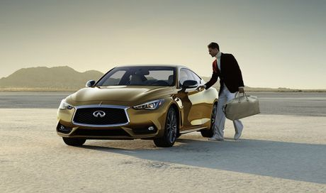 Infiniti Q60 tung phien ban 'hang hiem' Neiman Marcus Limited Edition - Anh 1