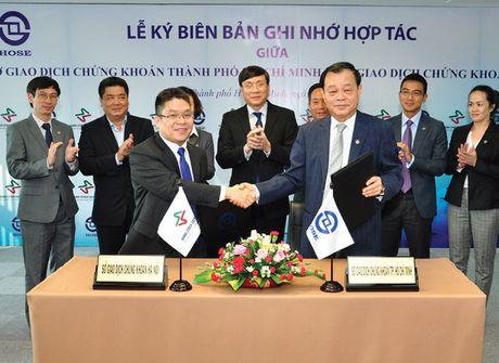 Hop nhat 2 so giao dich chung khoan: Viet Nam khong the lam khac thong le - Anh 1