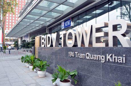 BIDV quyet dinh chi 2.700 ty dong tra co tuc nam 2015 bang tien mat - Anh 1