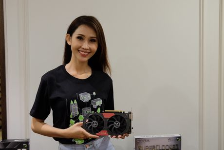 Nvidia ra mat hai card do hoa tam trung GTX 1050 va GTX 1050Ti - Anh 9