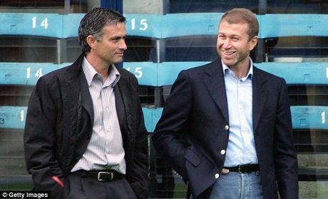 Mourinho lan dau trai long ve viec bi Chelsea sa thai - Anh 2