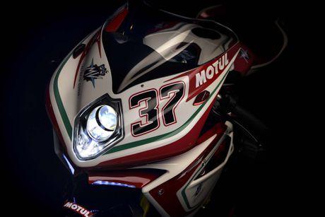 Sieu moto MV Agusta F4 RC 2017 cai tien nhe, gia 46.000 USD - Anh 5