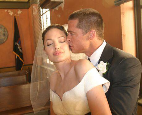Brad Pitt va Angelina Jolie dang can nhac rut don ly hon - Anh 2