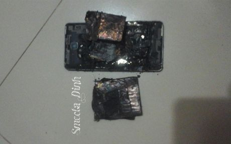 Dien thoai Xiaomi phat no tai Viet Nam - Anh 2