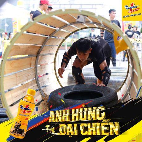 Co gai Viet chinh phuc sa mac tham gia 'Anh hung dai chien' - Anh 3