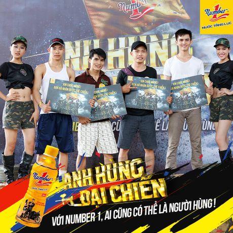 Co gai Viet chinh phuc sa mac tham gia 'Anh hung dai chien' - Anh 5