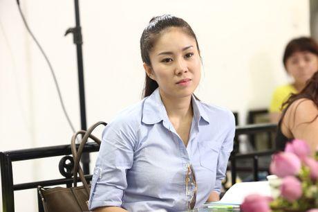 Tim - Truong Quynh Anh tinh tu trong buoi doc kich ban - Anh 6