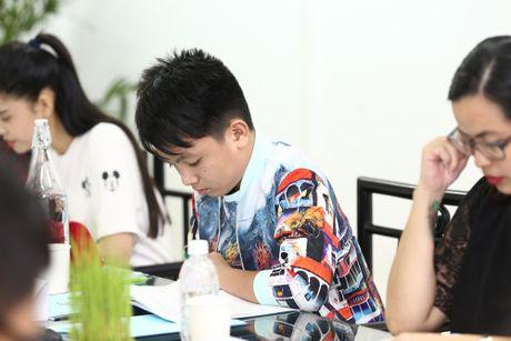 Tim - Truong Quynh Anh tinh tu trong buoi doc kich ban - Anh 7