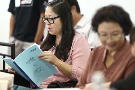 Tim - Truong Quynh Anh tinh tu trong buoi doc kich ban - Anh 8