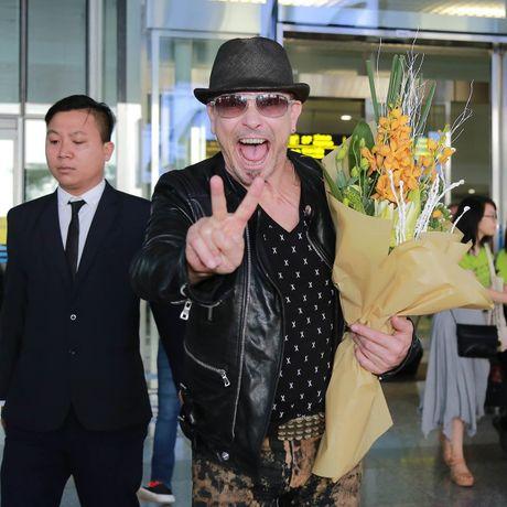 Ban nhac huyen thoai Scorpions dat chan den Viet Nam - Anh 2