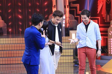Truong Giang mia mai ca si choi game show, khong lo ca hat - Anh 10