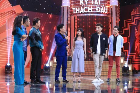 Truong Giang mia mai ca si choi game show, khong lo ca hat - Anh 1