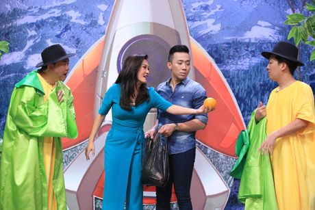 Truong Giang mia mai ca si choi game show, khong lo ca hat - Anh 2