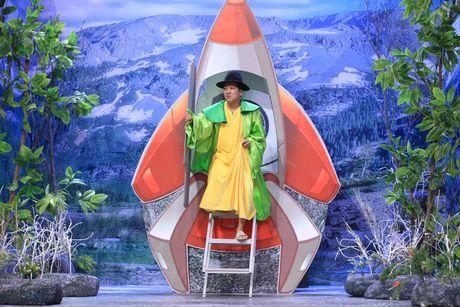 Truong Giang mia mai ca si choi game show, khong lo ca hat - Anh 3