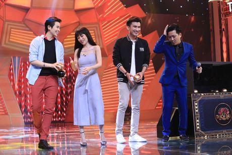 Truong Giang mia mai ca si choi game show, khong lo ca hat - Anh 4