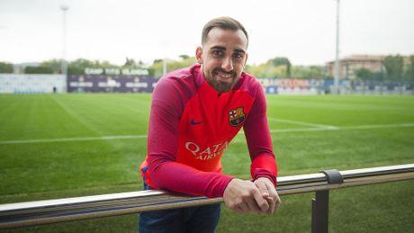 Valencia vs Barcelona: Khac tinh Messi - Anh 5