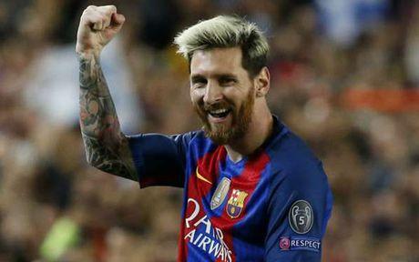 Valencia vs Barcelona: Khac tinh Messi - Anh 6
