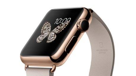 Co lam cho 'khac nguoi', Apple Watch ban ma vang bi xoa so - Anh 1