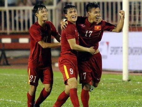 Xac dinh duoc doi thu yeu nhat cua DTVN tai AFF Cup 2016 - Anh 1