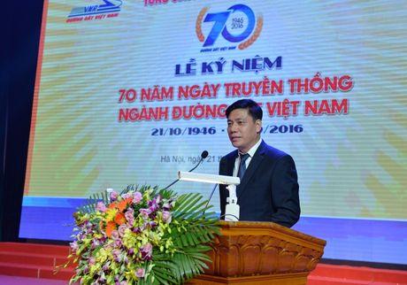 Duong sat Viet Nam tu hao truyen thong 70 nam - Anh 2