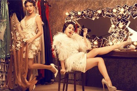 Viet Huong nong bong khoe chan thon - Anh 9