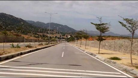 Ninh Thuan: Dau tu gan 520 ty dong xay dung tuyen duong vanh dai phia Dong Nam - Anh 1