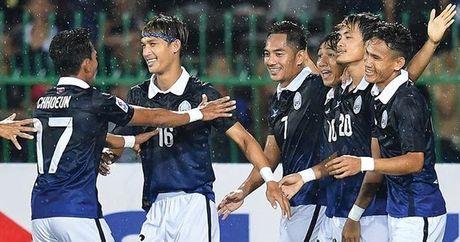Campuchia tro thanh doi thu cua doi tuyen Viet Nam tai AFF Cup 2016 - Anh 1