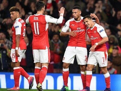 Alexis Sanchez: Goc re cua mot Arsenal thang hoa - Anh 1
