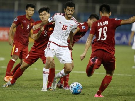 'U19 Viet Nam co the keo U19 Bahrain den loat luan luu' - Anh 1