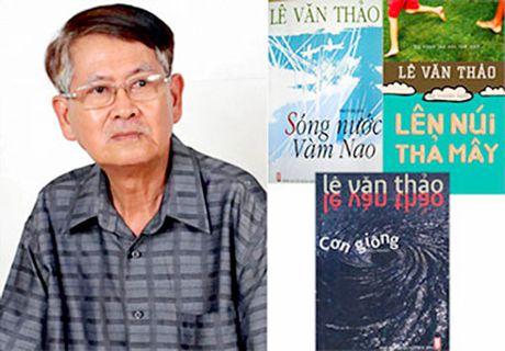 Nha van Le Van Thao - Mot ngay va mot doi - Anh 2