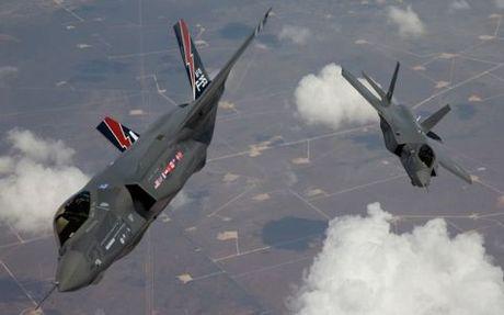 My se som trien khai sieu chien dau co F-35 toi Nhat Ban - Anh 1