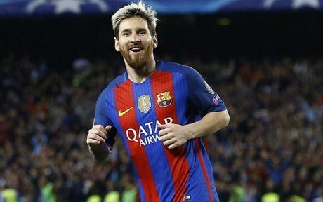 Top 10 chan sut vi dai nhat Champions League: Messi tien sat Ronaldo - Anh 10