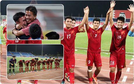 The thao 24h: HLV Hoang Anh Tuan muon U19 Viet Nam ha guc U19 Bahrain - Anh 1