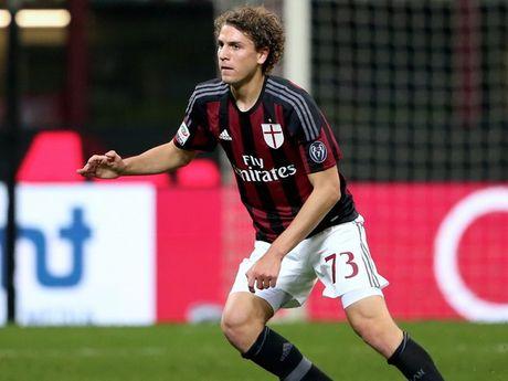 Nhung thanh cong bat ngo tu viec 'tre hoa' cua AC Milan - Anh 1