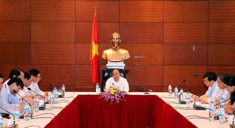 Thu tuong kiem tra cong tac chuan bi cac Hoi nghi ACMECS, CLMV, WEF-Mekong - Anh 3