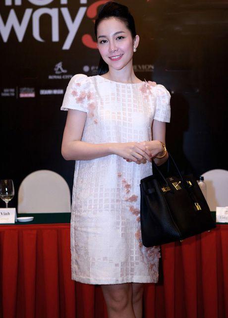 Hang hieu nhieu vo ke cua 'chim cong lang mua' Linh Nga - Anh 8