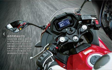 Tat tat thong tin ve Suzuki GSX 250R - Anh 4