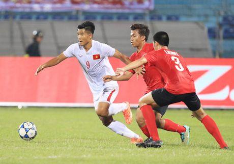 Nhan dinh, du doan ket qua U19 Viet Nam vs U19 Bahrain (23h15) - Anh 1