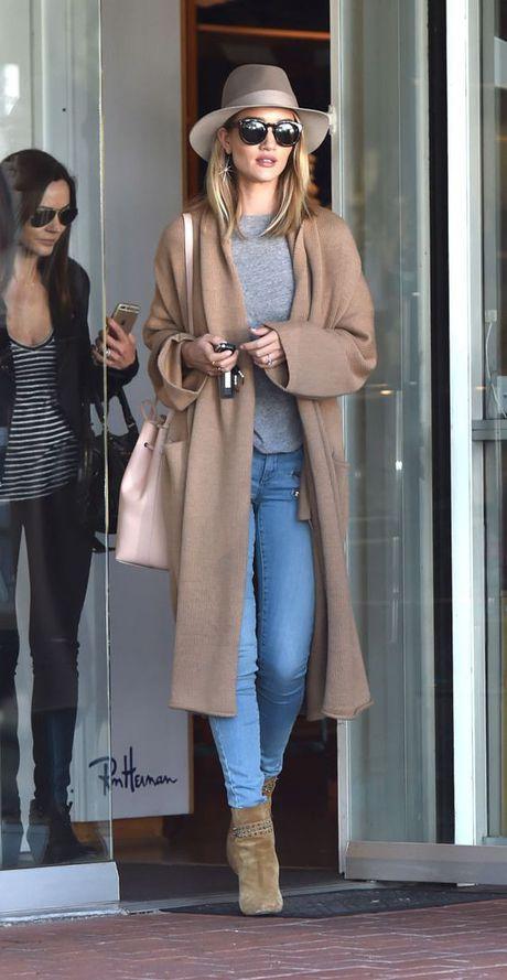 Khi giao mua hay mac do nhu Kendall, Gigi hay Rihanna - Anh 2