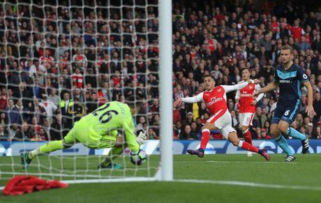 HLV Middlesborough tiet lo bi kip cam chan Arsenal - Anh 1