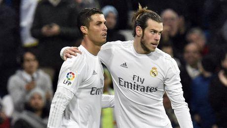 NONG: Gat Ronaldo, Real 'o be' Gareth Bale - Anh 1