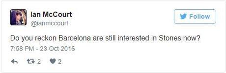 CDV Man City doi 'ban thao' John Stones cho Barca - Anh 1