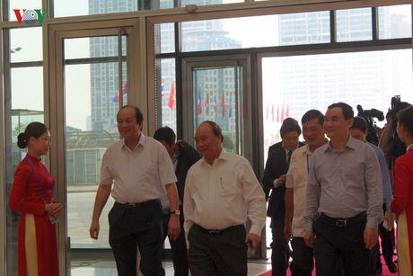 Thu tuong thi sat cong tac to chuc CLMV8, ACMECS7, WEF-Mekong - Anh 1